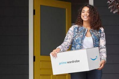 Amazon Prime Wardrobe lets you try on clothes before buying them