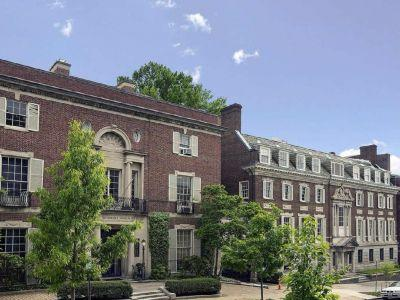 Jeff Bezos reportedly just dropped $23 million on the biggest home in Washington, DC - see inside