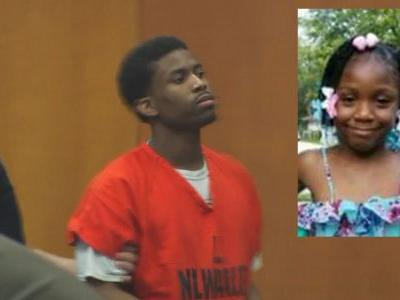 Man gets 35 years in shooting that killed 9-year-old Za'layia Jenkins