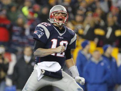Steelers offer little resistance as Tom Brady pads records, Super Bowl resume