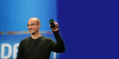 Andy Rubin's 'Essential' working on AI gadgets, starting w/ bezel-less smartphone in mid-2017