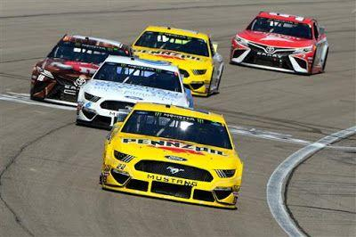 Odds to win 2020 Pennzoil 400 at Las Vegas