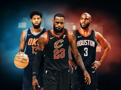 NBA free agency rankings 2018: LeBron James, Paul George, Chris Paul lead top 50 free agents