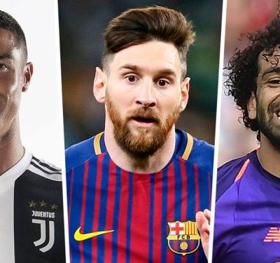 Ronaldo, Messi, Salah and the candidates to win the 2018-19 European Golden Shoe