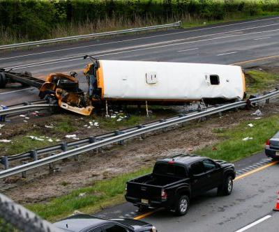 School bus driver in deadly highway crash had license suspended 14 times