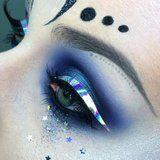 Holographic Eyeliner Is the Latest Galactic Trend Blowing Up on Instagram