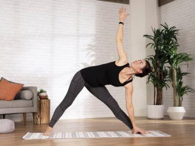 A Gentle 10-Minute Workout To Ease Bloat, Gas & Constipation