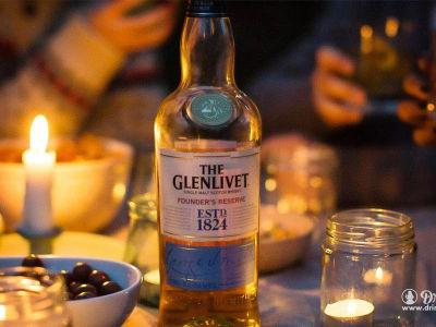 Celebrate Burns Night with The Glenlivet Founder's Reserve