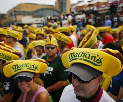 Inside the annual Nathan's Hot Dog Eating Contest