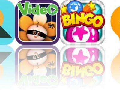 Today's Apps Gone Free: Altimeter GPS, BabyFirst, Bingo PartyLand and More