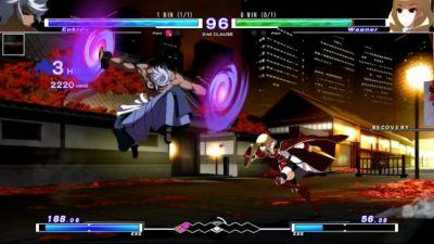 Under Night In-Birth Exe:Late Confirmed for European Release