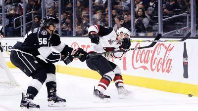Defenceman Kurtis MacDermid, signs one-year, two-way deal with Kings