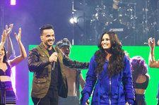 Demi Lovato on How Luis Fonsi Helped Her Spanish for Their Bilingual Hit 'Echame la Culpa'