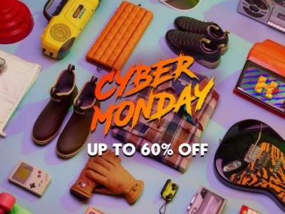 Reset Your Fit, Tech, and Gear for up to 60% off in Huckberry's Cyber Monday Sale