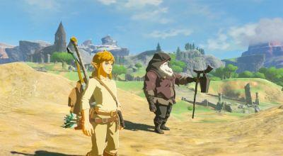 Zelda: Breath Of The Wild's Ending Is Different In Japanese, Here's What Changes