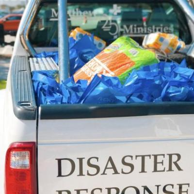 What's the Best Way to Help After a Disaster Like Hurricane Harvey? An Expert Weighs In