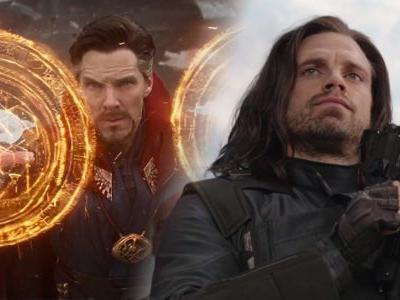 Sebastian Stan Tries to Tease Us With Doctor Strange Sorcery