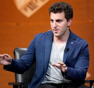 In a cryptic letter, Airbnb's CEO announces a new board member - and that it's now an 'infinite company'