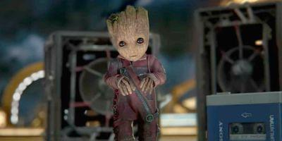 New Guardians 2 Concept Art Shows Preteen Groot
