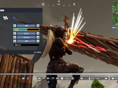 Fortnite update 3.5.1 slows down weapon swap, fixes Replay System crashes