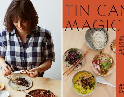 Tin Can Magic, cookbook review: 'Its recipes have injected my kitchen with creativity'
