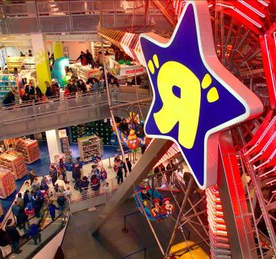 Toys 'R' Us files for bankruptcy protection after struggling to compete with online retailers