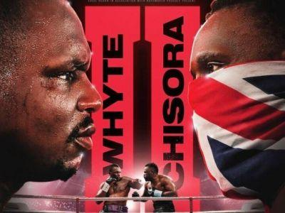 Whyte vs Chisora 2 live stream: how to watch the fight online from anywhere