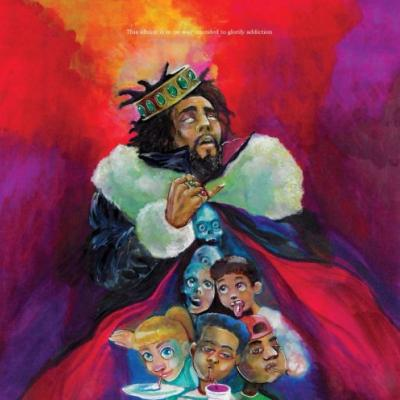 J. Cole reveals artwork, tracklist for new album KOD