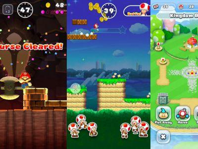 Super Mario Run is finally arriving on Android in March