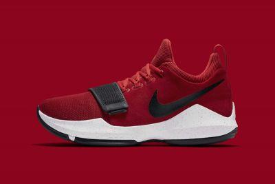 Nike Gives the PG1 a Red Hot Makeover