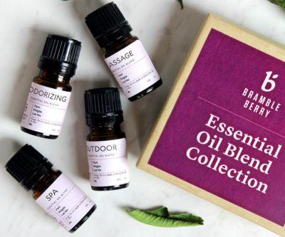 Quiz: Which Essential Oil Blend is Right for You?