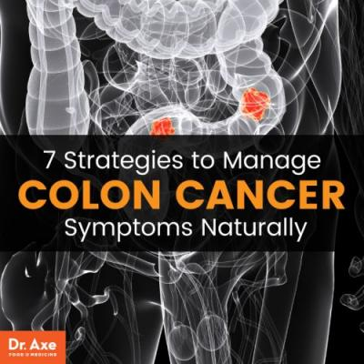 Colon Cancer Symptoms + 7 Natural Ways to Relieve Them