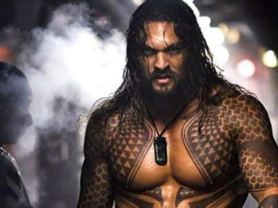 You Can't Even Handle How Goddamn Sexy Jason Momoa Is In AQUAMAN