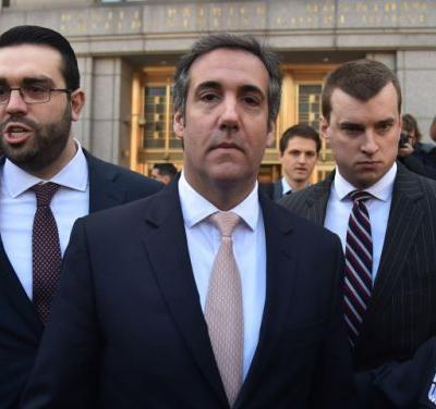 Michael Cohen secretly taped Trump discussing payment to Playboy model before election