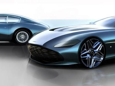 Ultra-Limited Aston Martin DBS GT Zagato Previewed