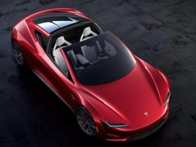 Tesla Roadster Could Be Even Faster With A 'Special Option Package'