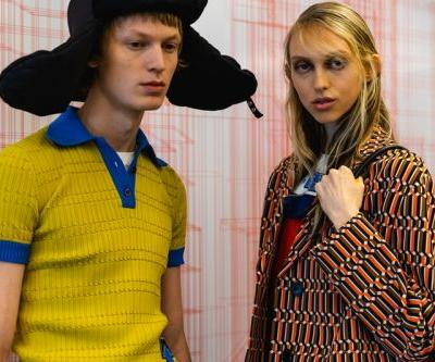 Behind the Scenes at Prada's 2019 Resort Collection