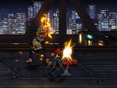 Streets of Rage 4 is great, but it's something else with arcade controls