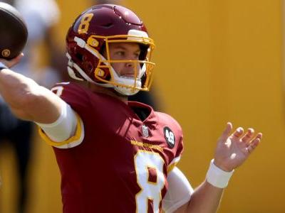 Washington QB Kyle Allen suffers gruesome ankle injury, replaced by Alex Smith