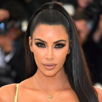 When Do KKW Beauty's Lipsticks & Lip Liners Drop? The Reality Star Is Going Nude