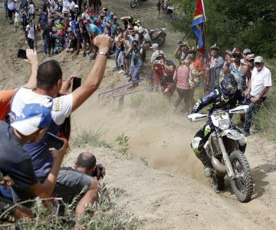 HUSQVARNA MOTORCYCLES TO PARTICIPATE IN WORLD ENDURO SUPER SERIES