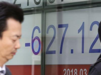 Asian stocks skid, tracking Wall St loss on tariff fears