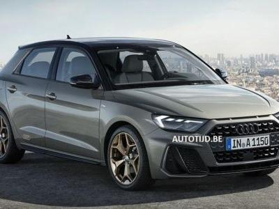 The New Audi A1 Has Been Leaked And It's All Angular