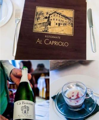 From an 1850 Postal Office to a Michelin Star: Ristorante Al Capriolo