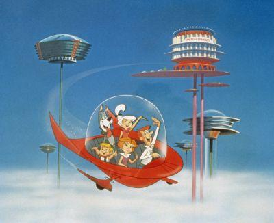 There's going to be a live-action version of 'The Jetsons' on TV