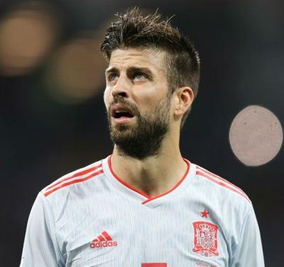 Pique wins 100th Spain cap in Iran World Cup clash