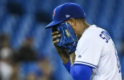 That kind of day as Jays lose popular outfielder to trade, game to Orioles