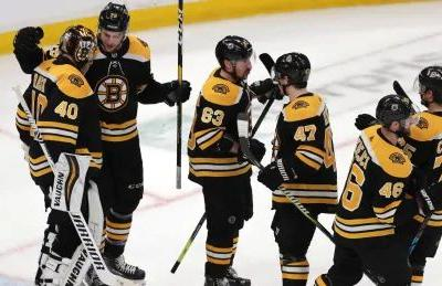 Bruins, Sharks seem destined for Stanley Cup clash - but some 'jerks' stand in the way