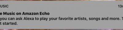 Apple Sending Unsolicited Notifications for New Carpool Karaoke Episodes and Apple Music Echo Support