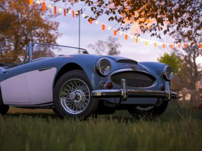 Forza Horizon 4 hands-on: Ralph Fulton talks navigating PC potholes and breaking racing game conventions